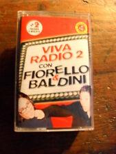 """VIVA RADIO 2  """"FIORELLO & BALDINI""""   MC"""