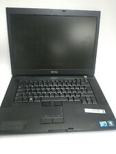 "Dell Latitude E6500 15.4"" Laptop Core 2 Duo T9900 2GB RAM Missing Parts L64"