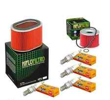 Pack Révision Filtre Huile Air Bougie HONDA GL 1000 Goldwing GL1 GL2 76-79
