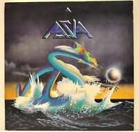 ASIA Self-Titled Vinyl LP 1982 GHS2008 Geffen Records