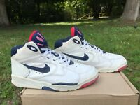 Vintage Nike Driving Force II 3/4 Sneakers Very Rare Size US 10