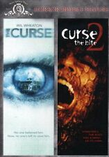 NEW The Curse / Curse 2: The Bite (Double Feature) (DVD)