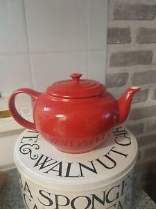 Le Creuset Stoneware Classic Teapot 1L - NEW