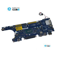 NEW Dell Latitude E5250 Motherboard w Intel 1.7GHz CPU 4K00Y LA-A891P YD3YT
