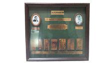 Nautical Ship Vintage ''Glyciphage'sr '' Eccentric Shield S070