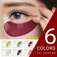 Gold Collagen Mask Eye Mask For Face Care Dark Circles Remove Fast