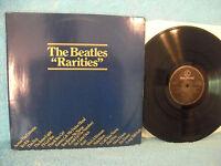 "The Beatles, ""Rarities"", EMI Parlophone Records, Holland, 1A 038-06867"