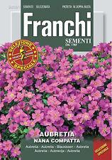 50 Semi/Seeds AUBRETIA Nana Compatta