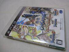 7-14 Days to USA Airmail. USED PS3 Sengoku Basara HD Collection Japanese Version