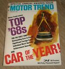 FEB+1968+MOTOR+TREND+AUTO+MAGAZINE+CAR+of+the+YEAR+SPECIAL+AWARDS+ISSUE+PETTY+