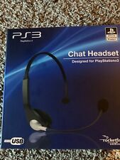 Chat Headset for PlayStation 3