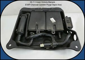 Refurbished 04-11 Crown Victoria Marquis EVAP Charcoal Canister Purge Vapor Assy