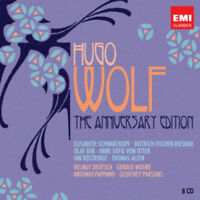 Hugo Wolf : Hugo Wolf: The Anniversary Edition CD 8 discs (2010) ***NEW***