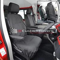 VW Transporter T6 & Caravelle sur Mesure Housses de Siège Imperméable 2015 en