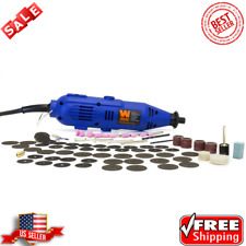 WEN 2307 Variable Speed Rotary Tool Kit with 100-Piece Power Tool  Accessories