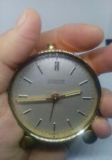 Looping Switzerland Antimagnetic - Alarm 8 Days - Vintage Alarm Clock