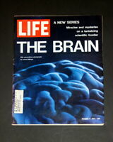 LIFE MAGAZINE OCTOBER 1 ST 1971 THE BRAIN