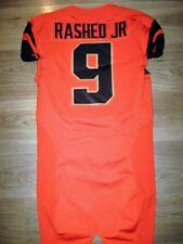 2019 Oregon State Beavers-Hamlicar Rashed Jr. Game Used Football Jersey-#9