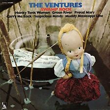 THE VENTURES-SWAMP ROCK-JAPAN MINI LP SHM-CD Ltd/Ed