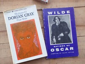 Sayings of Oscar Wilde , &  Dorian Gray,  2    Vintage books