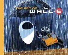 The Art of WALL.E,  , ., Hauser, Tim, Very Good, 2008-04-30,