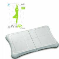 original Nintendo Wii Balanceboard mit Wii Fit