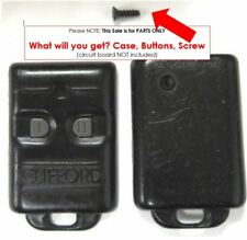 replacement case Shell keyless remote clicker transmitter phob Clifford 42-008B