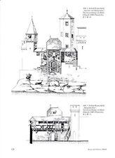 Die Toranlage von Schloß Kranichfeld. Ein Bodo Ebhardt-Bau am falschen Platz