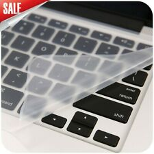 Transparent Universal Laptop Silicone Keyboard Protector Cover Laptops 10