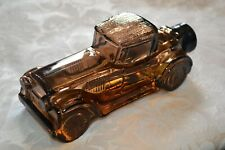 New ListingVintage Avon Classic Car After Shave Amber Glass Bottle