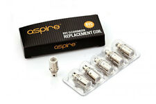 Genuine Aspire BVC Coils 1.8 ohm *OVER 18's ONLY*