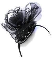 Women's Exquisite Victorian Style Fascinator Headband