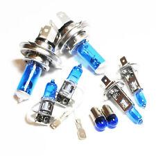 Alpina B7 E28 100w Super White Xenon HID High/Low/Fog/Side Headlight Bulbs Set