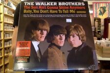 Walker Brothers The Sun Ain't Gonna Shine Anymore LP sealed 180 gm vinyl reissue