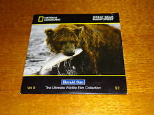 NATIONAL GEOGRAPHIC:GREAT BEAR RAINFOREST : THE ULTIMATE WILDLIFE*GOING CHEAP*