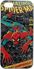 MARVEL Comics Spiderman Iphone 5 RIGIDA COPERTURA IN GOMMA TELEFONO