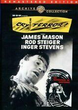 Cry Terror 0883316288207 With James Mason DVD Region 1