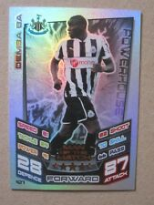 Match Attax 2012/13 - MOTM card - Demba Ba of Newcastle United