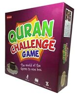 SPECIAL OFFER: Quran Challenge Board Game (new) (Goodword)