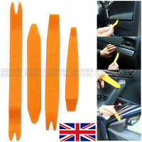 4x Pry Tool Kit Set Number Plate Boot Footwell Dome for BMW 1, 2, 3, 4 SERIES