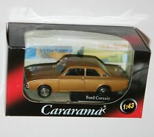 Cararama - FORD CORSAIR (Amber Gold) Model Scale 1:43