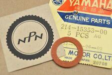 USED YAMAHA 90340-08M04-00 DRAIN PLUG 1984-2013 4-250HP MERCURY # 8192M