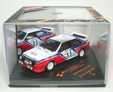 Audi Quattro No. 11 Rally Monte Carlo 1982