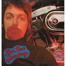 Wings Lp Vinyle Rouge Rose Speedway / Apple 1C 072-05311 Gatefold Ouvrant Neuf