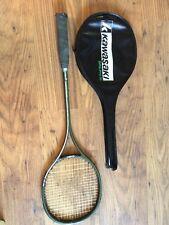 Kawasaki GRAPHITE BMS -1400 Squash Racket & Cover