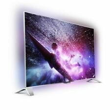PHILIPS 48-PFS8109 Tv 48'' Led 3D Full HD 800H razer ultrafino cornice acciaio