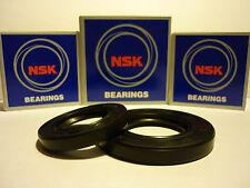 CBR1100 BLACKBIRD 99-06 X-6 OEM SPEC NSK COMPLETE REAR WHEEL BEARINGS & SEALS
