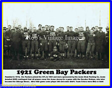 Green Bay Packers Acme Packers Team photo Poster NFL  Vintage 1921 photo