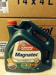CASTROL MAGNATEC 5w30 8L 8 LITRE ENGINE OIL NEW VERSION 24HR DELIVERY GENUINE!