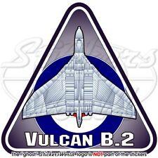 Avro VULCAN B.2 RAF V- Borbardiere Britannico Reale Aeronautica Adesivi Sticker